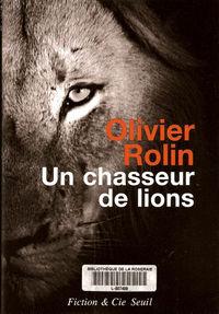 Chasseur de lions