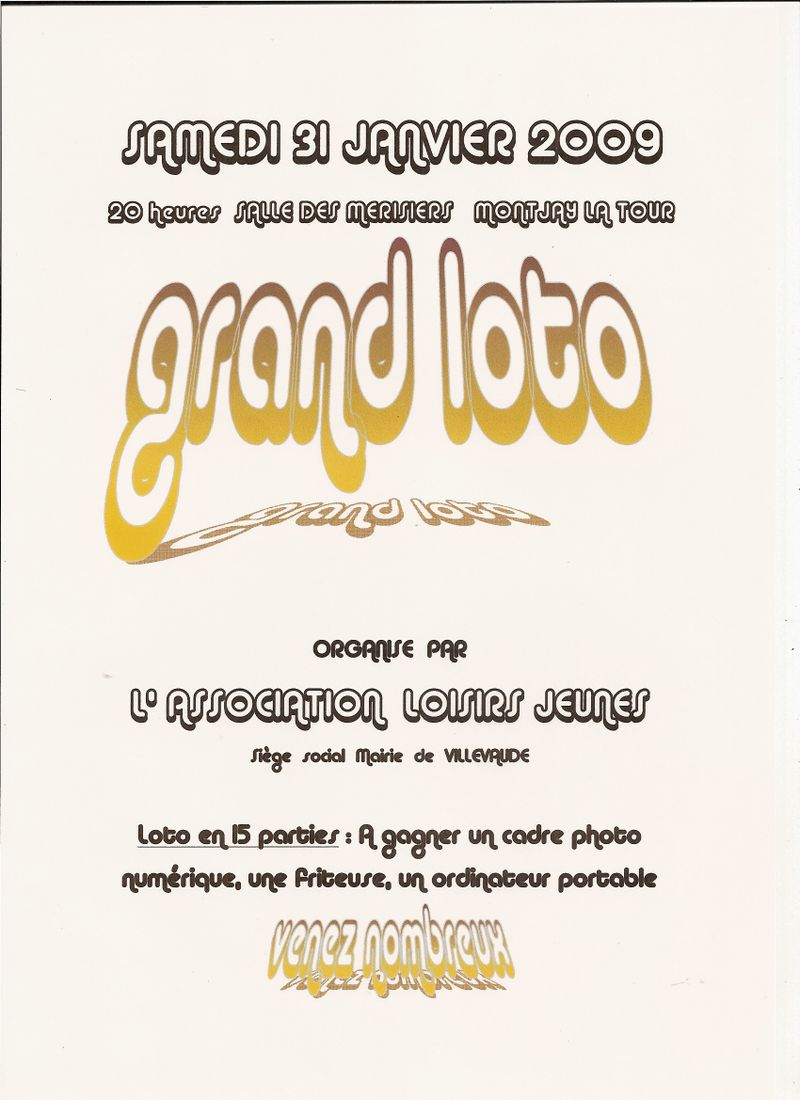 Loto 2009