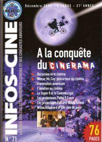 Infos-ciné déc 2008
