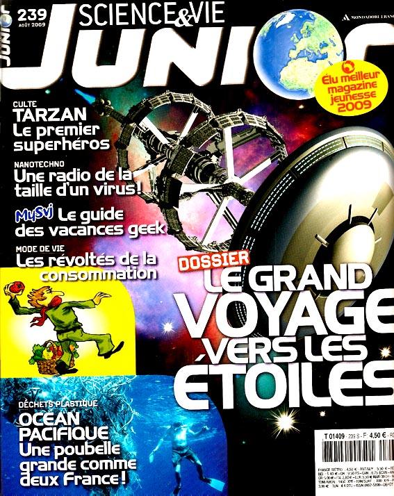 Sci vie juil 09
