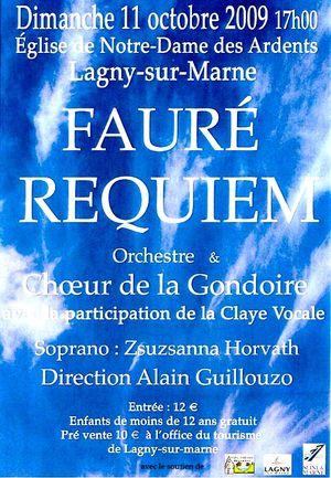 Gondoire Fauré