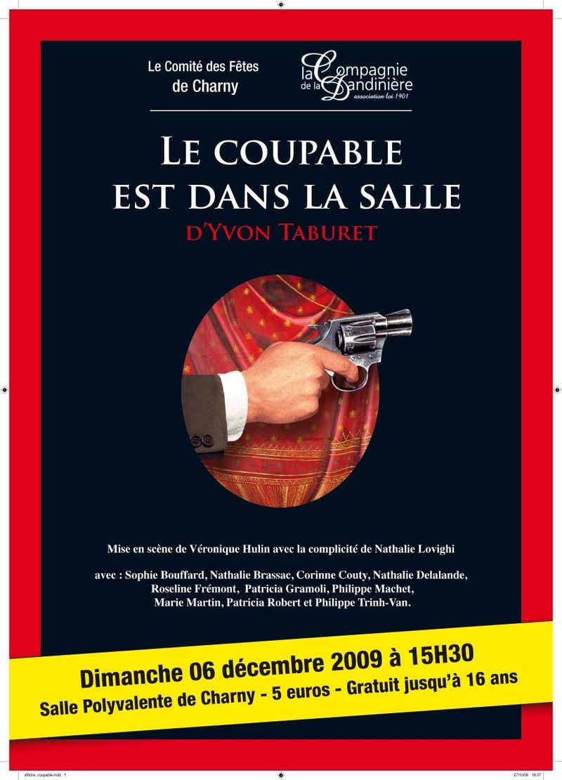 Affiche charny