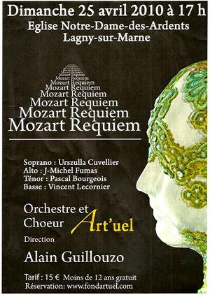 Gondoire Mozart Lagny