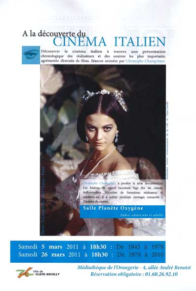 Cinéma italien