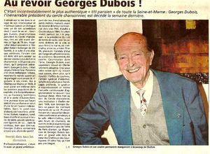 Georges Dubois