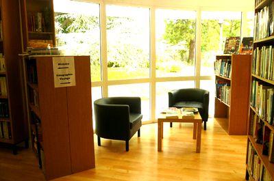 Espace lecture détente