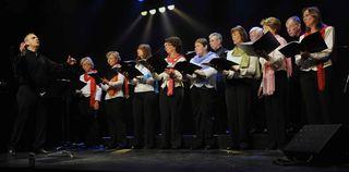 Chorale ensemble vocal 7 mai