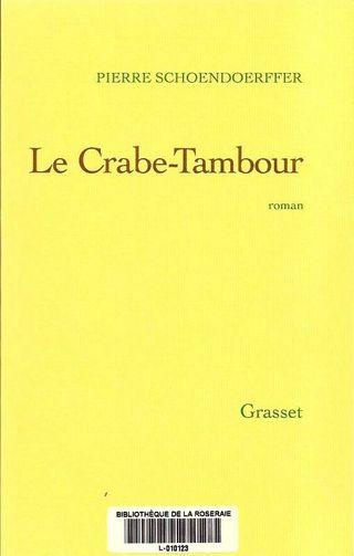 Crabe tambour 001