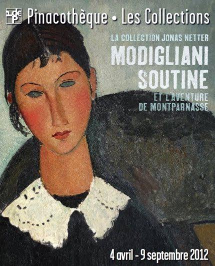 Pinacotheque-modigliani-soutine