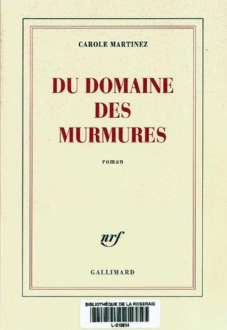 Domaine des murmures
