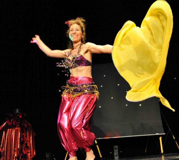 Christiane danse orientale