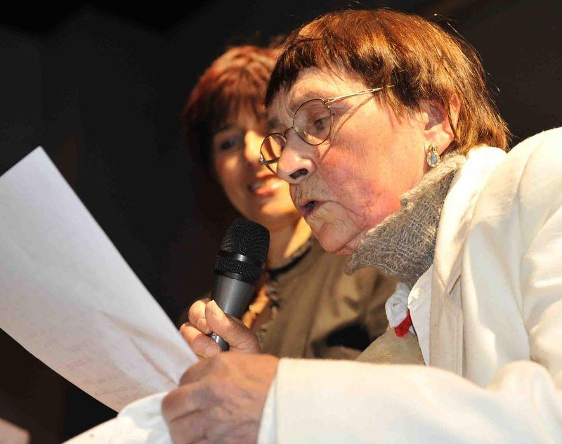 Liliane B Villevaude 2010