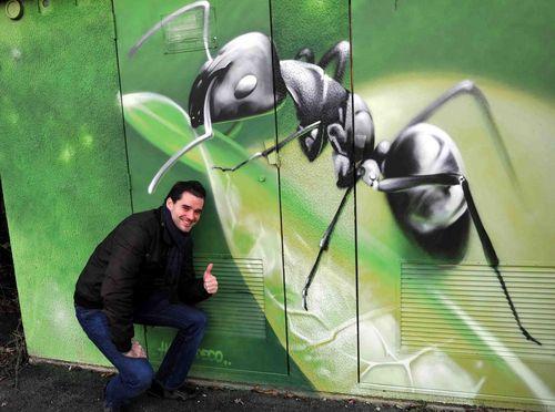 Lionel et la fourmi (Copier)