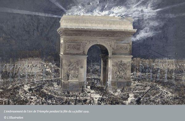 ARC DE TRIOMPHE 1919