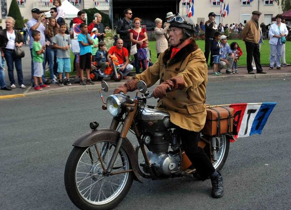 Moto Motobécane FFI