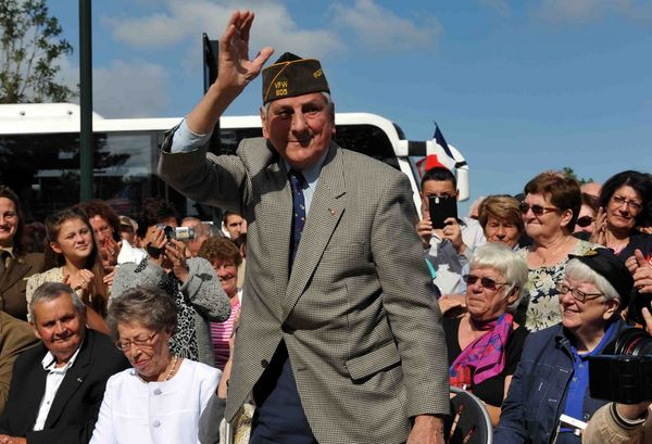 Ernesto Paolucci a débarqué le 6 juin 1944 à Utah Beach