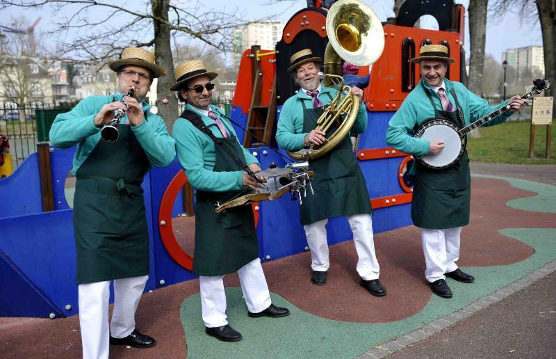 Les Jazzdiniers
