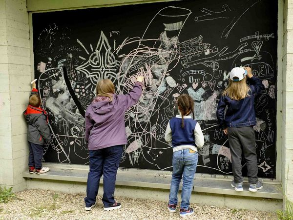 Artistes en herbe