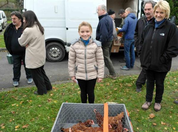 Villevaudé - adoptons des poules 4