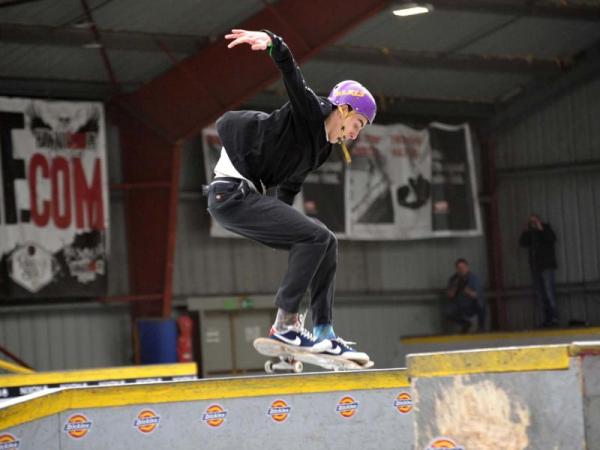 Chelles skateboard 3