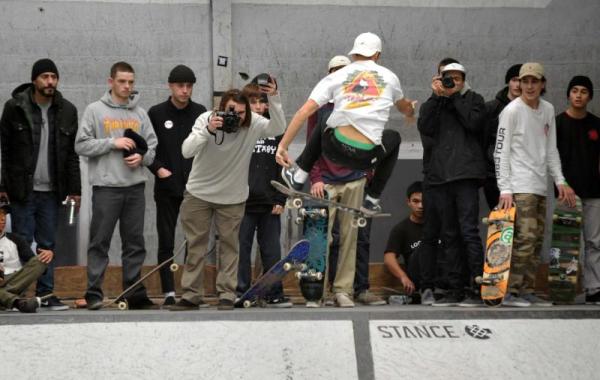 Chelles skateboard 12