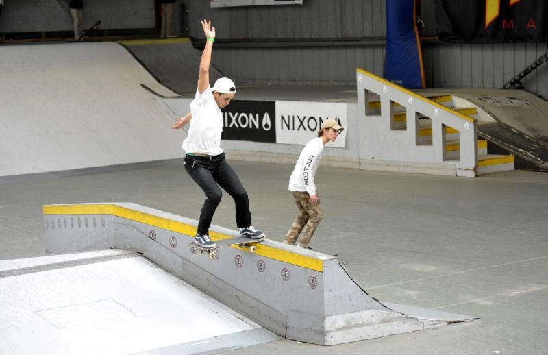Chelles skateboard 20