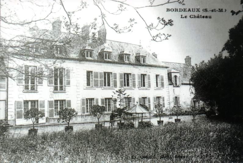Bordeaux château