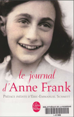 Journal anne franck