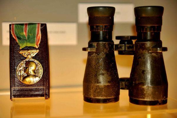 Médaille jumelle