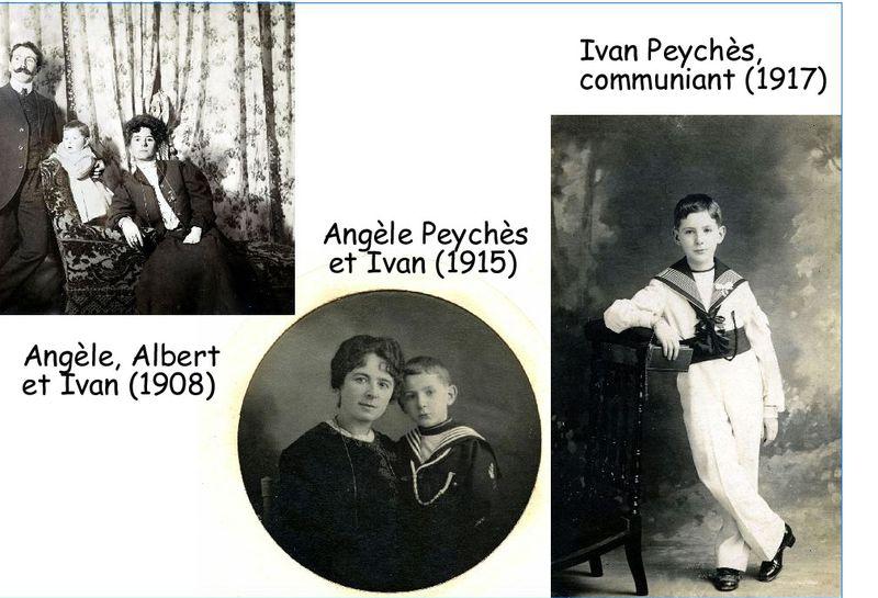 Ivan famille