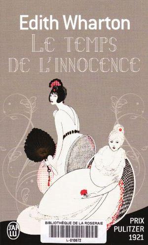 Le temps de l'innocence 001
