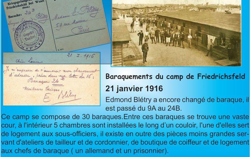 Captivité Blétry