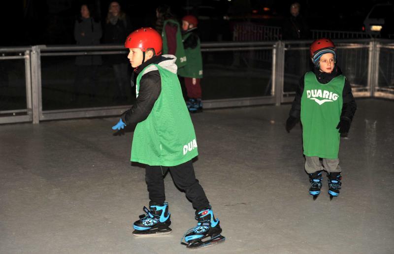 Villevaudé inaug patinoire 2