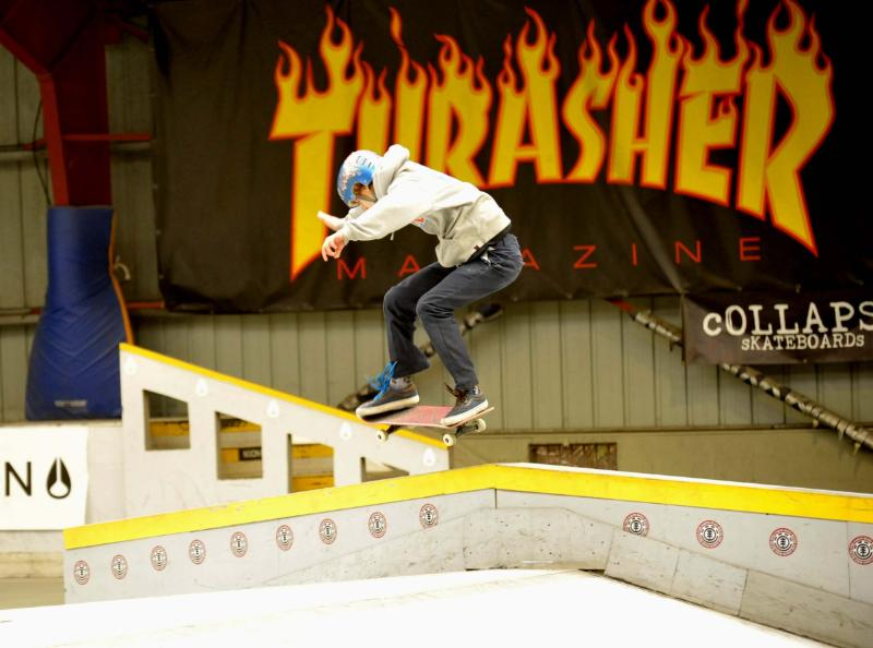 Chelles skateboard 2