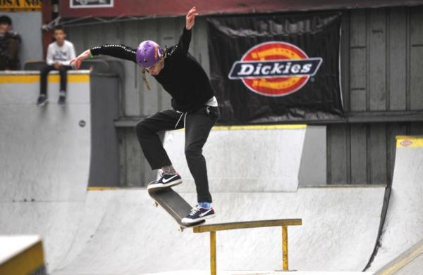 Chelles skateboard 4