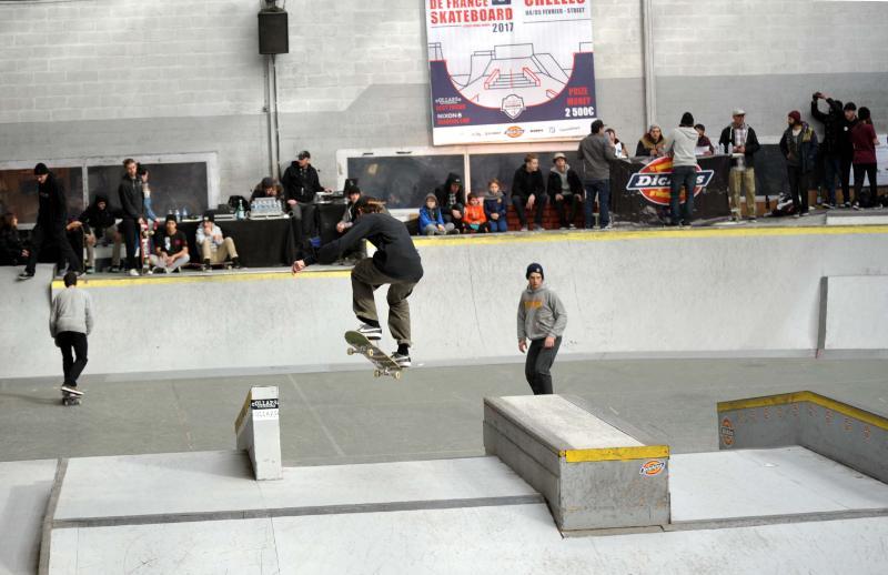 Chelles skateboard 5