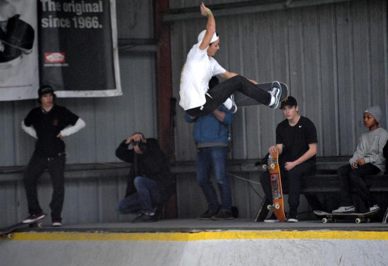 Chelles skateboard 18