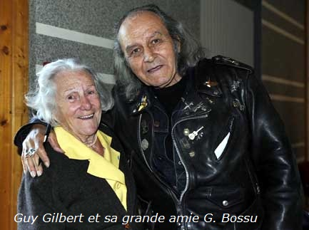 2guy gilbert et g. Bossu