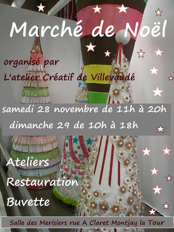 Marché noel distribution - Copie
