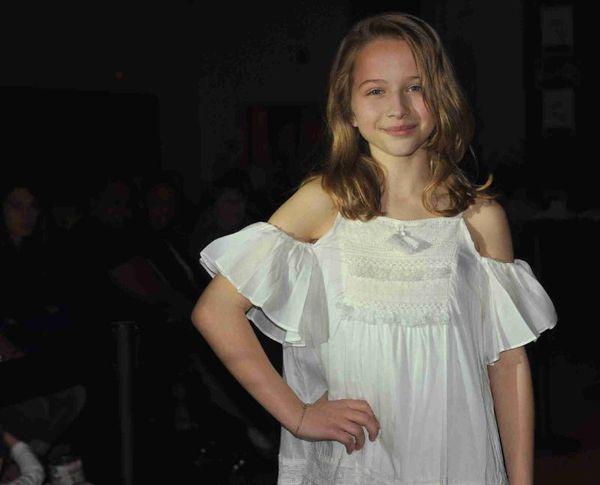 Marie eva 11 ans