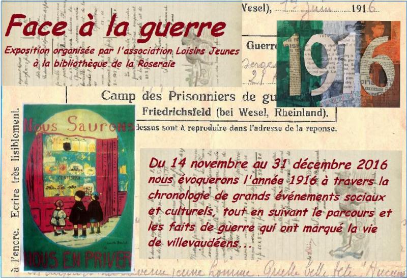 Affiche 1916