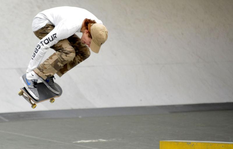 Chelles skateboard 11
