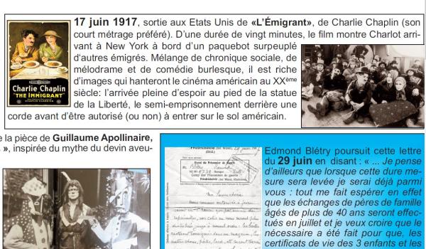 Charlot emigrant