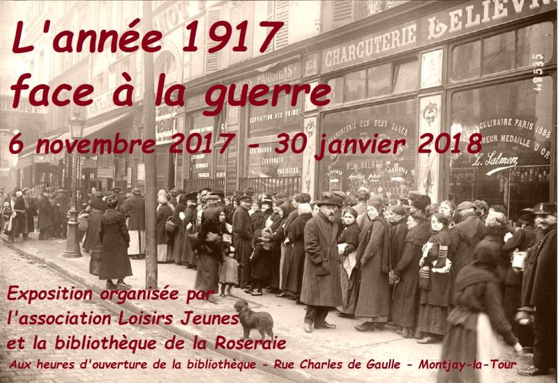 Affiche 1917  blog