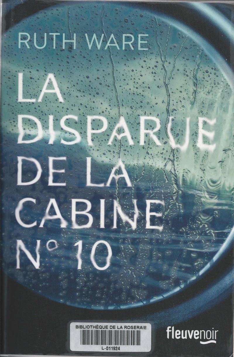 La disparue de la cabine n10