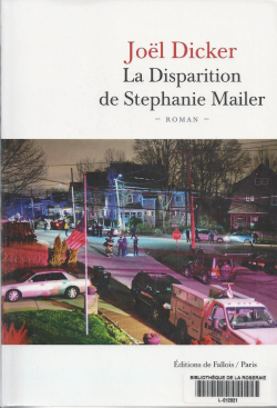 La disparition de Stéphanie