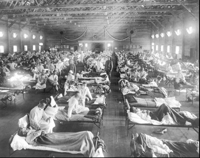 10 grippe espagnole