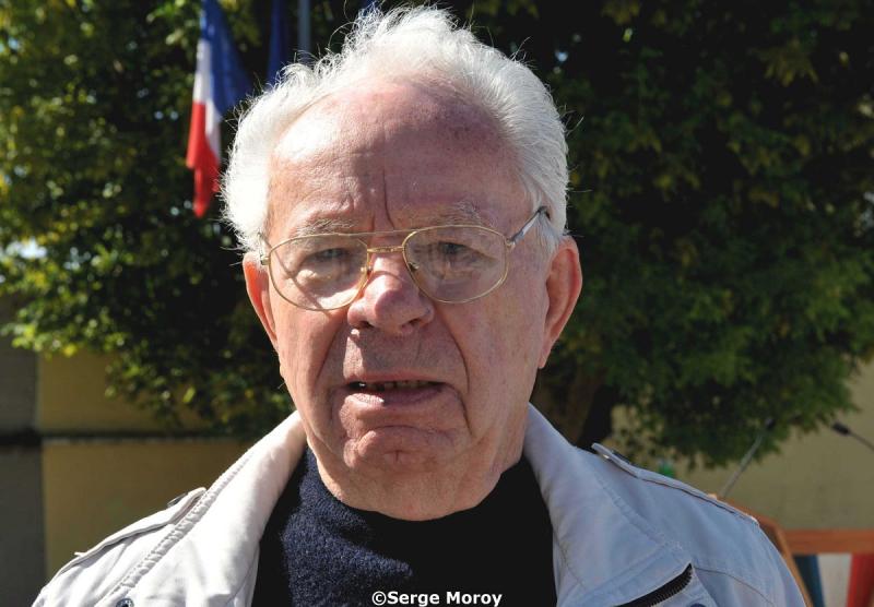 Bernard Bauwens en août 2014