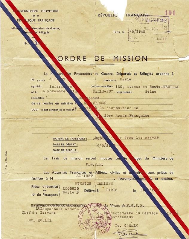 2 photo 5 mai 1945