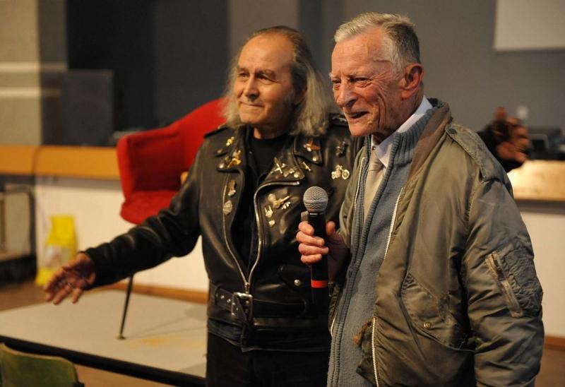 10 photo Georges Verger et Guy Gilbert 2010